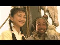 『射鵰英雄伝』 左 : お蓉、右 : 洪七公